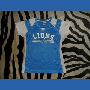 Detroit Lions Football Jersey NFL